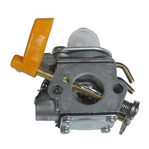 Generic carburador Carb Recambio para Ryobi rbc30set rlt30cet RHT2660DA rlt26cds rbc26ses Homelite cortacésped reemplazar Zama C1U-H60308054003985624001
