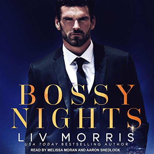 Bossy Nights audiobook cover art