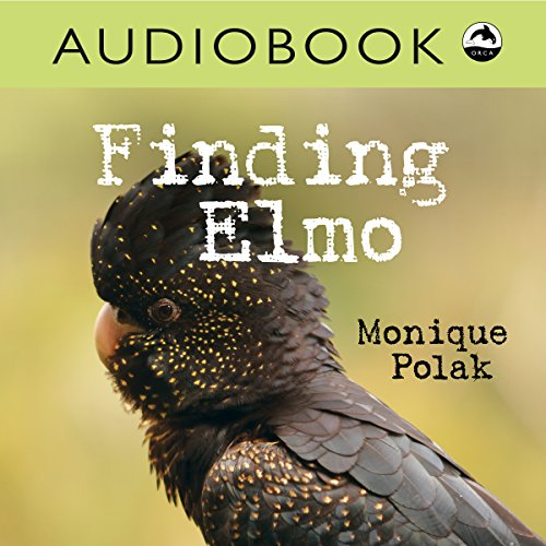 Finding Elmo audiobook cover art