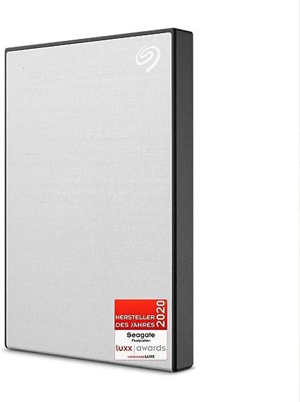Seagate Externe tragbare Festplatte mit Passwortschutz
