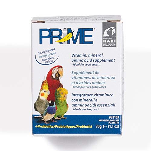 Prime Ergänzungsfuttermittel für Vögel (30g)