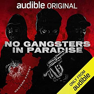 No Gangsters in Paradise cover art