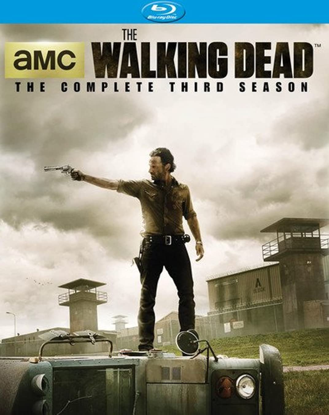 船形旅酔うWalking Dead: Season 3 [Blu-ray] [Import]