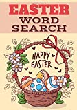 Easter word search: Happy Easter | Challenging Puzzle book  | 60 puzzles with word searches and scrambles | Find more than 600 words`| Large Print, Big Character | Funny Gift for Friends, Family.