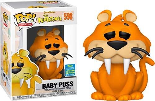POP Funko The Flintstones - Baby Puss (2019 Summer Convention Exclusive)