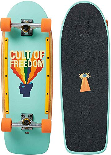 Globe Burner oldschool cruiser cult of freedom / explode 30""