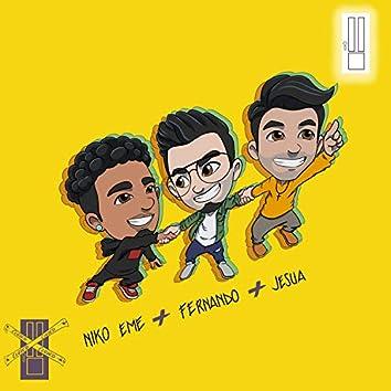 Algo Nuevo (feat. Niko Eme & Jesua)
