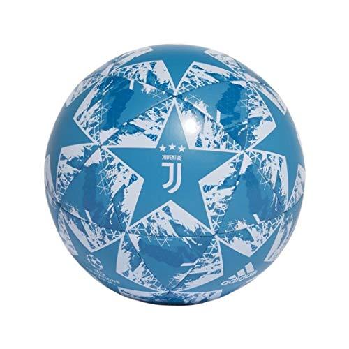 adidas Finale Juve CPT, Pallone da Calcio Uomo, Unity Blue/Aero Blue s18, 4