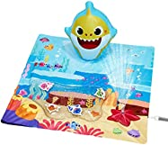 Little Kids Baby Shark My First Splash Pad for Toddlers with Sensory Activities, Multicolor (1279)