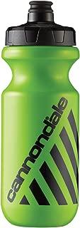 Cannondale en diagonal bicicleta botella verde//negro 590ml