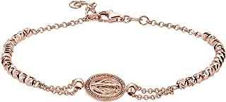 virgin mary gold bracelet