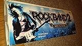 Wii Rock Band 2 Sunburst Fender Stratocaster Wireless Guitar Controller