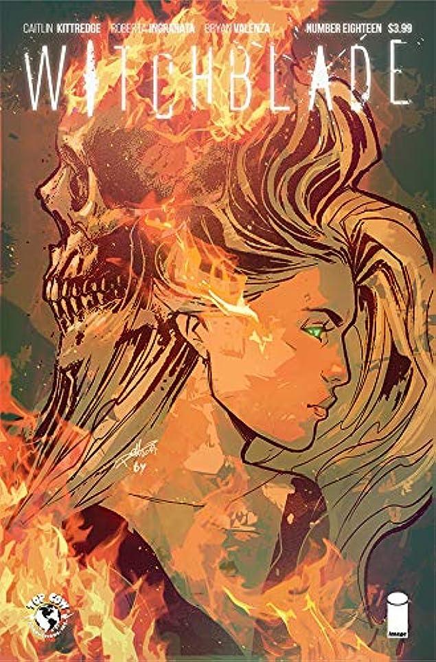 芽その間悪意のあるWitchblade (2017) #18 (Witchblade (2017-)) (English Edition)