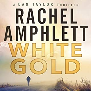 Couverture de White Gold: An Action-Packed Spy Thriller