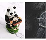 SFGH Support d affichage de la Montre Panda, Ornements de Plateau d animaux, Porte-Bijoux de la Montre (Color : C)