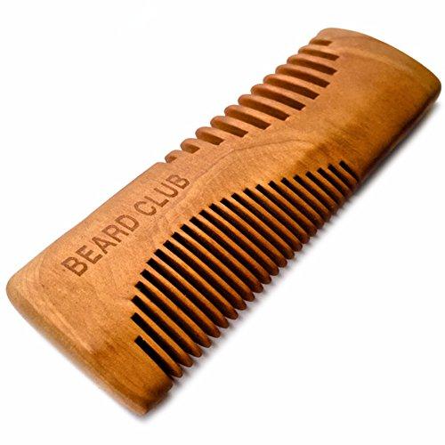 Peine de Madera de Lujo para Barba |...