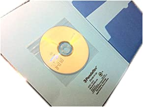 500 Pcs Clear Adhesive Backed CD/DVD Sleeves for Magazines Books Binders File Folders