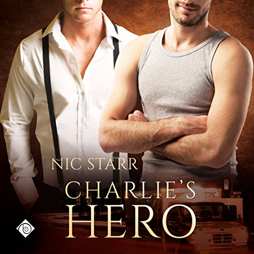 Charlie's Hero audiobook cover art