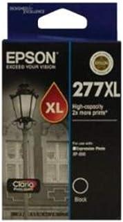 EPSON 277XL High Capacity Claria Photo HD Black Ink