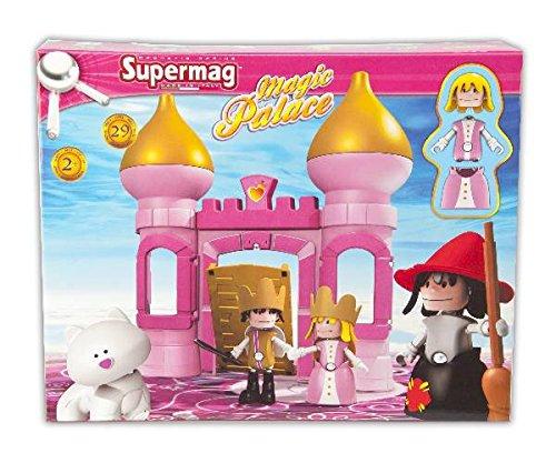 Slot prinses – magneetspel – 29 delen