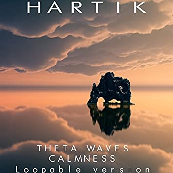 Theta waves (Calmness loopable version)