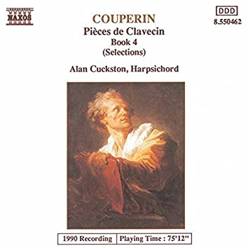 Couperin, F. : Suites for Harpsichord Nos. 22, 23, 25 & 26