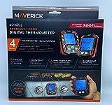 Maverick Adrenaline Barbecue Company XR-50 Extended Range Digital Remote...