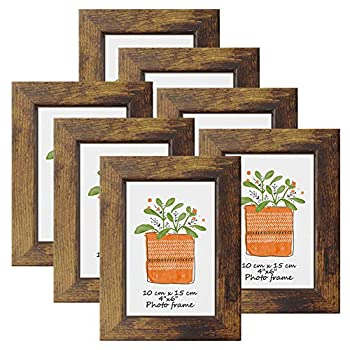 Best wood picture frames 4x6 Reviews