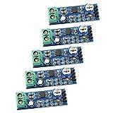 5PCS 5V-12V 200 Gain LM386 Audio Amplifier Module for Arduino EK1236