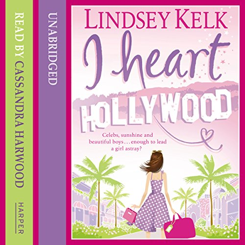 I Heart Hollywood audiobook cover art