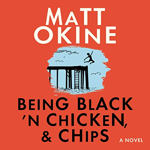 Being Black 'n Chicken, & Chips cover art