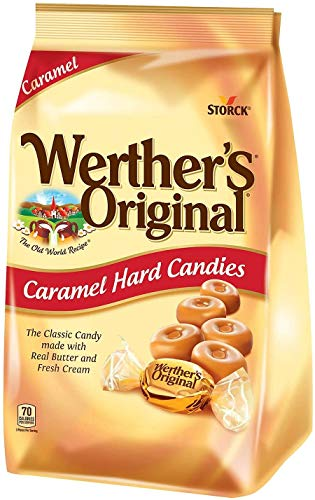 Werther's Original Hard Candies Caramel, 34 Oz - 1 Pack by WERTHERS