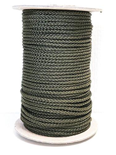 Reepschnur Tendon Seil 5mm 10m Mehrfarbig Bergsport Flechtschnur Flechtleine