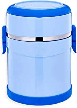 WZHZJ Cute Lunch Box Insulated Lunch Bag Bento Box Food Container Storage Boxes with Cutlery for Adults Office Camping (Co...
