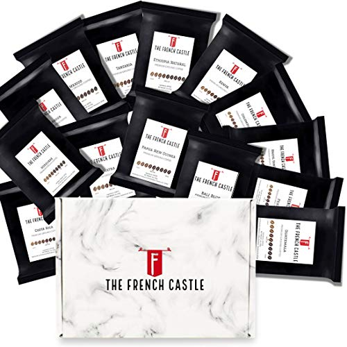 The French Castle Coffee World Tour Sample Pack