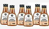 GOT7 Nutrition - Premium Saucen 6er Box Curry Ketchup