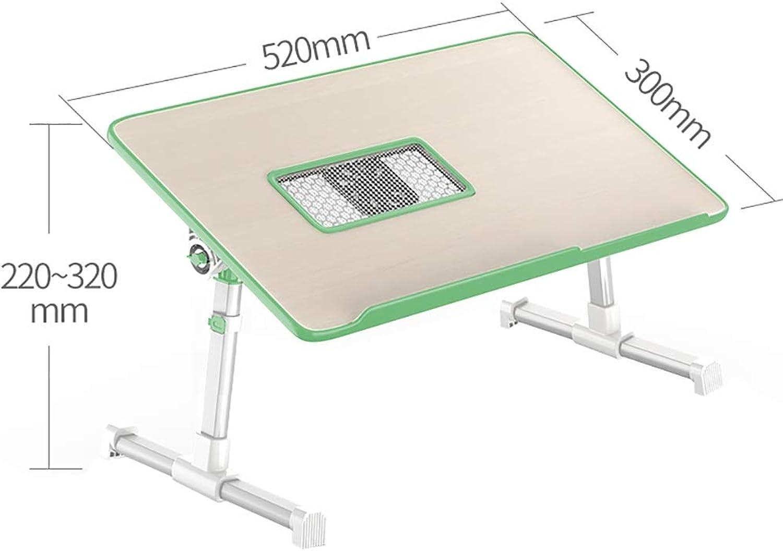 NSS Laptop Desk, Built-in Cooling Fan, USB Powered, More Convenient Portable Desk (Design   B)