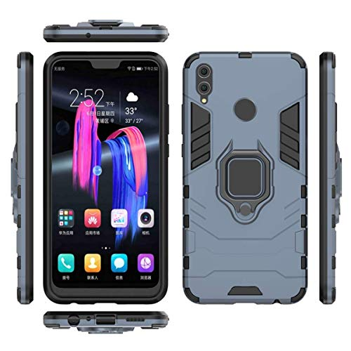GT Custodia per Huawei Honor 8X JSN-L21 JSN-L23 Custodia PC + Silicone Case Cover 2