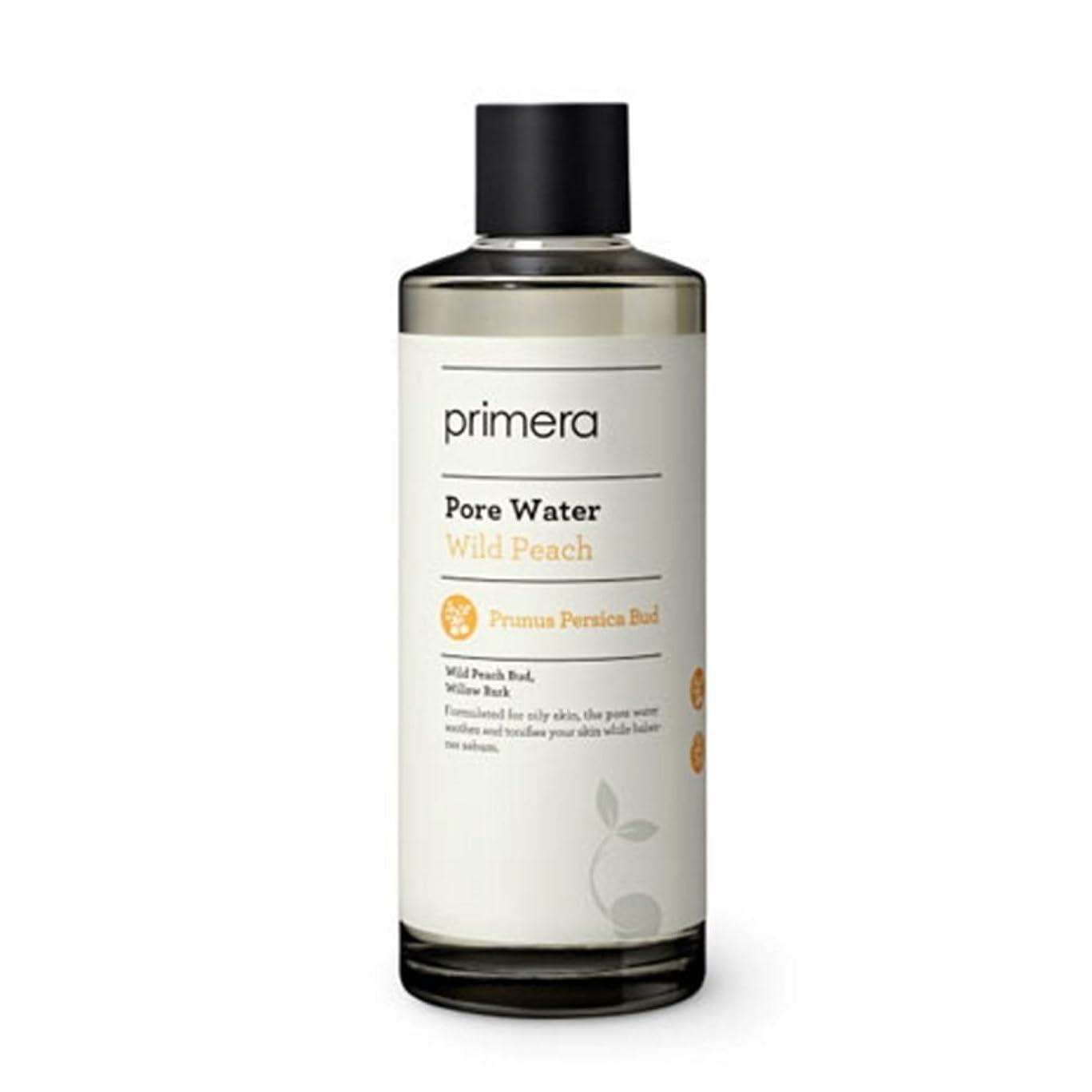 モナリザ限定腹【プリメーラ】 PRIMERA Wild Peach Pore Water ワイルドピッチフォアウォーター 【韓国直送品】 OOPSPANDA