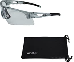 Titus All-Sports Frame Safety Glasses