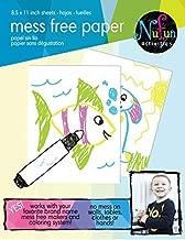 NuFun Activities Mess Free Paper 50 Sheets