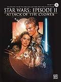 Star Wars Episode II Attack of the Clones: Trumpet, Book & CD (TROMPETTE)