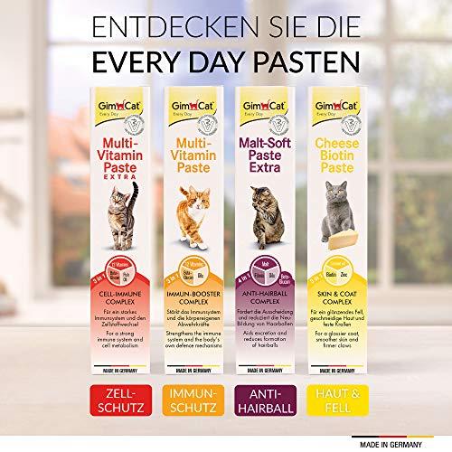GimCat Multi-Vitamin-Paste Extra, 1er Pack (1 x 200 g) - 6