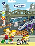 Les trains - Editions Milan - 22/03/2017