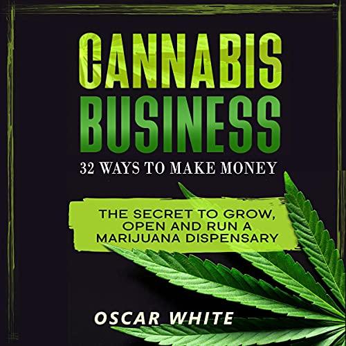 Cannabis Business cover art