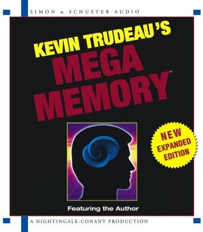 Mega Memory by Kevin Trudeau (2003-09-01)