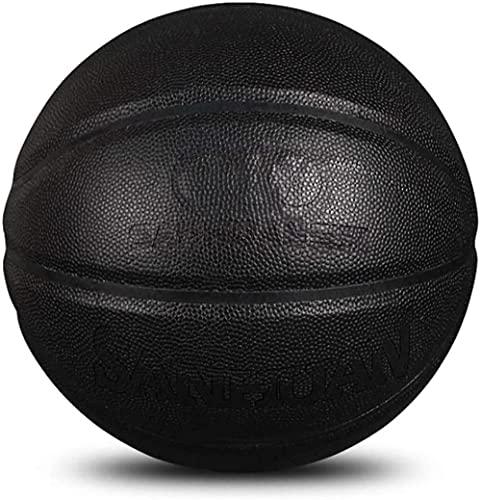Marca No.7 Capacitación con sobrepeso de Baloncesto: 2.2lb Baloncesto Pesado para Interiores/al Aire Libre para Mejorar la gestión de la Bola y la Distancia de Disparo - Rose Secret Weapon Impr