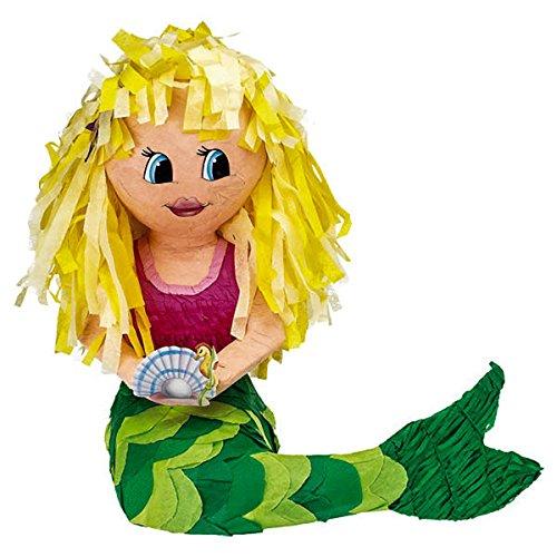 Mermaid Birthday Party Pinata