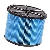MERIGLARE Accesorio para Aspiradora/Filtro de Repuesto para VF3500 3 4.5 Galones