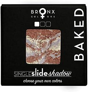 BRONX COLORS Urban Cosmetics SCBS02 Single Slide Baked Shadow Jupiter (1 x 2 g)